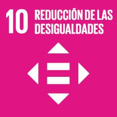 ODS 10 Reducción de las Desigualdades