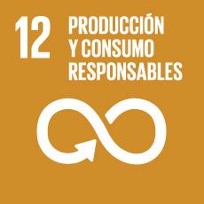 ODS 12 Producción y Consumo Responsables