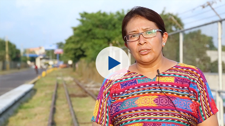 Las mujeres en la cooperación transfronteriza Guatemala-México