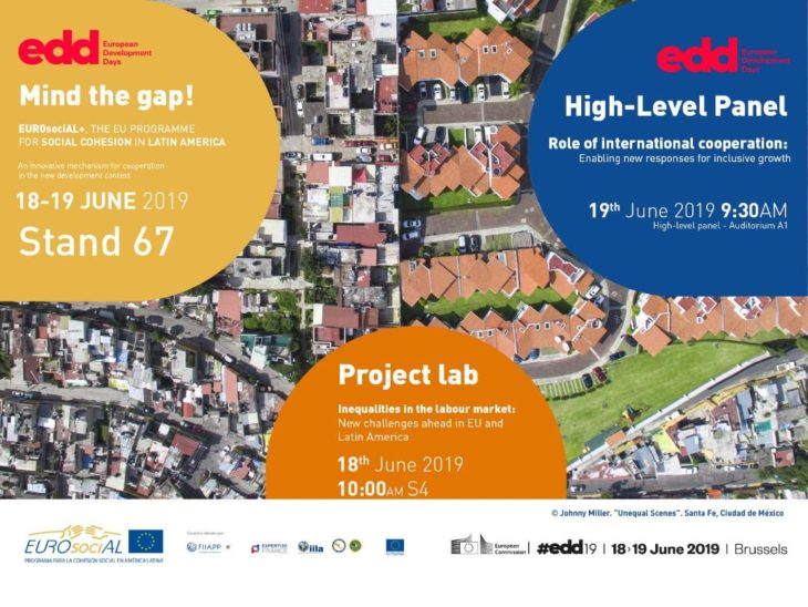 European Development Days (EDD) / Jornadas Europeas de Desarrollo 2019