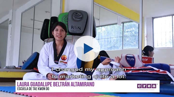 Experiencia CREA (México): innovación en la inserción laboral de mujeres jóvenes