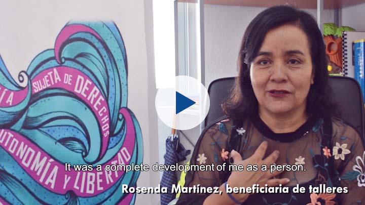 Experiencia ALAS DE MARIPOSA (México): innovación en la inserción laboral de mujeres jóvenes
