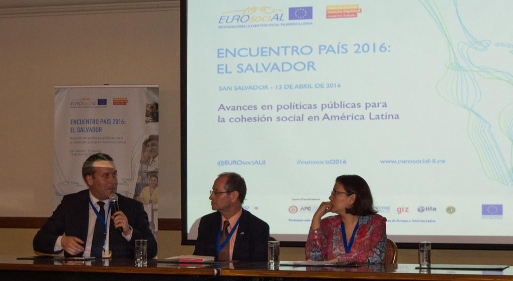 Encuentro País El Salvador 2016