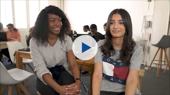 Experiencia BECOMTECH (Francia): innovar para la inserción laboral de mujeres jóvenes