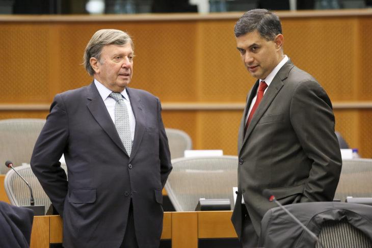 Presentación del Programa EUROsociAL en el Parlamento Europeo