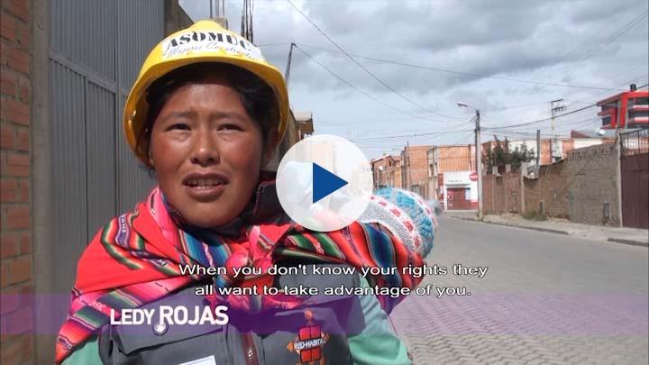 Experiencia RED HABITAT (Bolivia): innovación en la inserción laboral de mujeres jóvenes