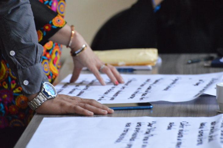 Taller «Políticas de Igualdad de Género. Experiencias en América Latina»