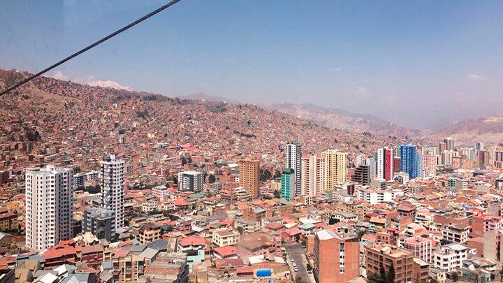 Imagen Página País Bolivia