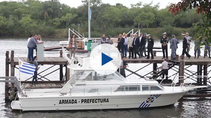 """Lanzamiento del proyecto """"Cuenca de Laguna Merin"""" en Uruguay y Brasil"""