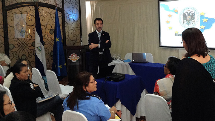 Imagen Página País Nicaragua
