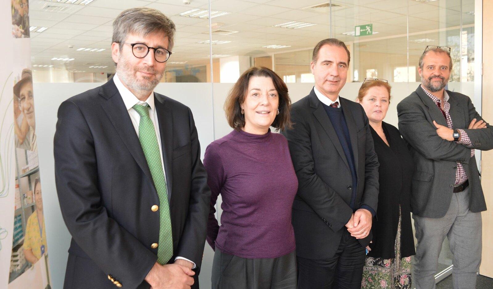 Reunión Corte Interamericana de DDHH y EUROsociAL+