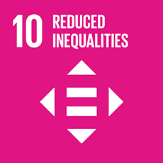 SDG 10. Reduces Inequalities