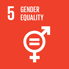 SDG 5 Achieve gender equality and empower all women and girls