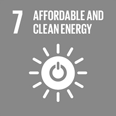 SDG 7 Ensure access to affordable, reliable, sustainable and modern energy