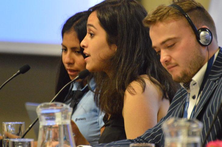 Seminario «Más jóvenes en las empresas»