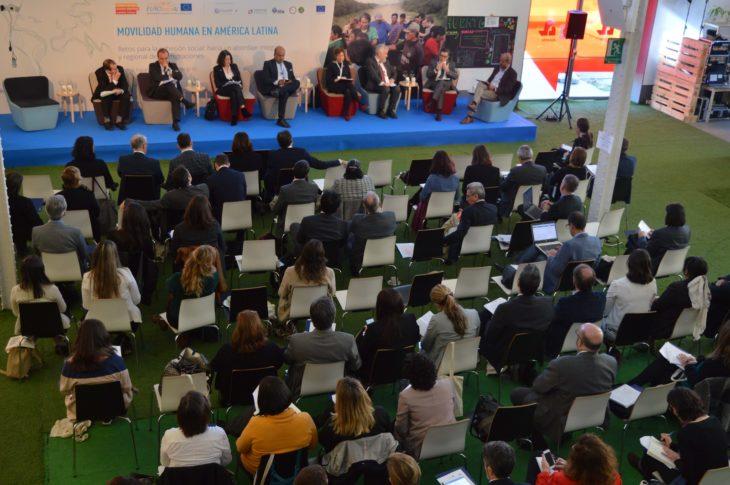 Seminario «Movilidad humana en América Latina»