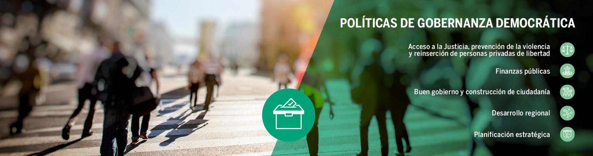 EUROsociAL - Políticas de Gobernanza Democrática