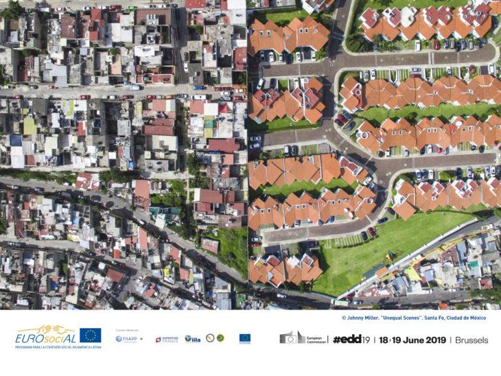 EUROsociAL+, en el foco de las Jornadas Europeas de Desarrollo dedicadas al abordaje de las desigualdades