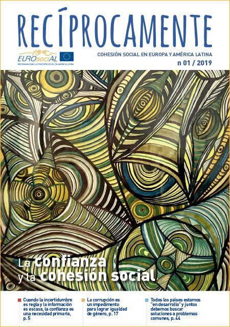 Reciprocamente Magazine n 01 Cover