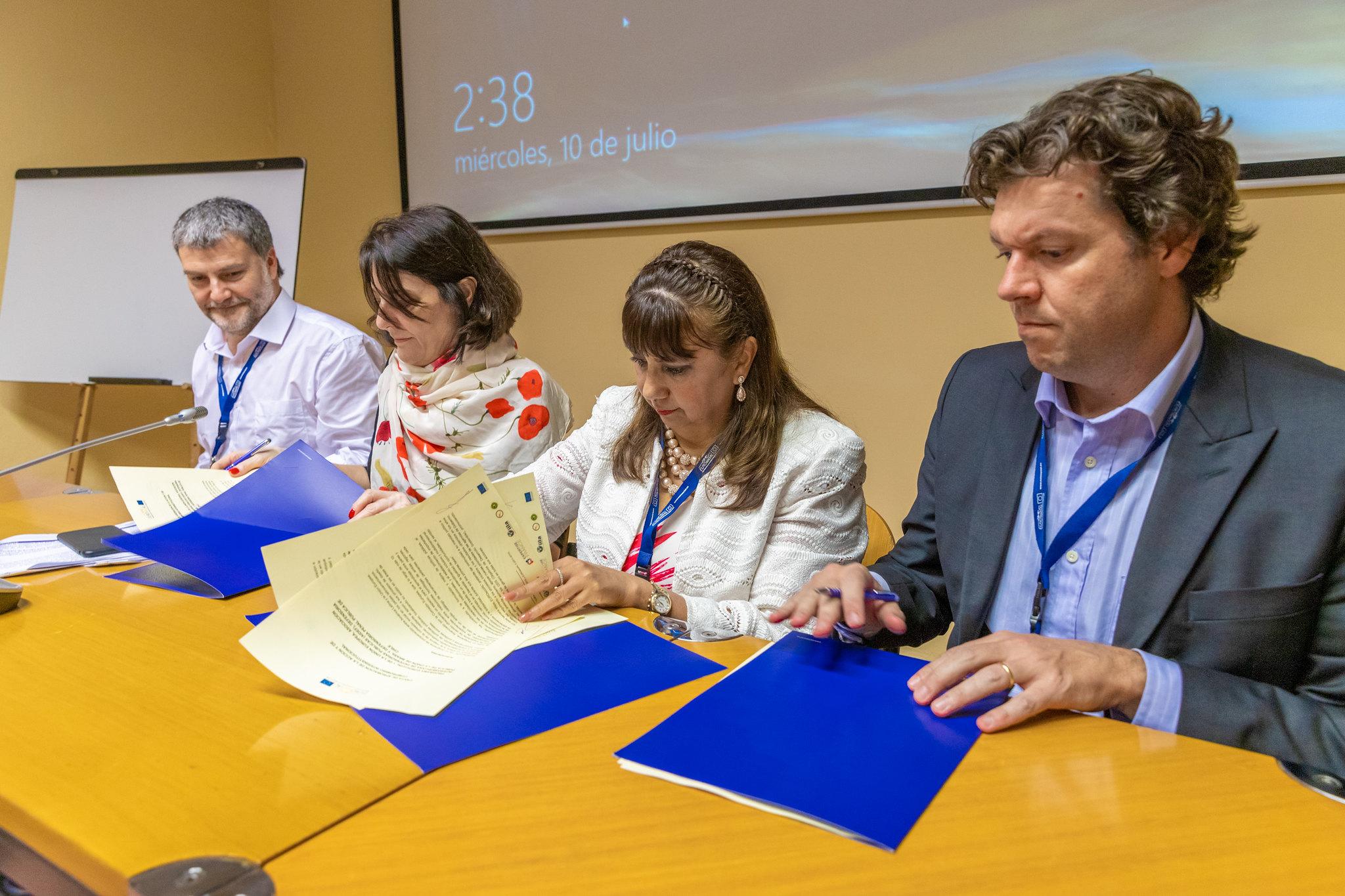 EUROsociAL+ apoya a la Asociación Interamericana de Defensorías Públicas en el desarrollo de una Red y Guía Regional para asistencia jurídica a personas migrantes