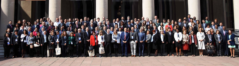 Medidas alternativas a la privación de libertad- Conferencia birregional