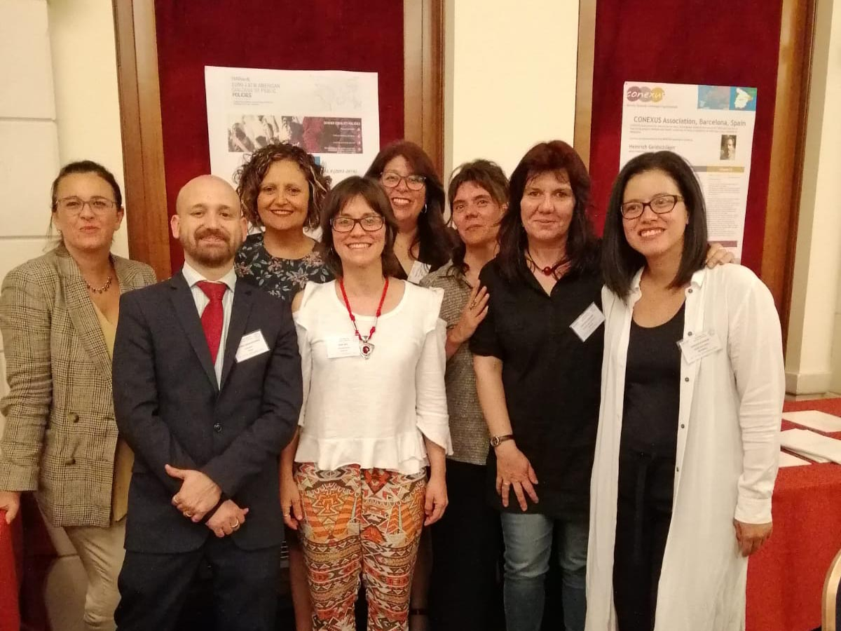 Uruguay delegation exchanges experiences with the resocialization of sex offenders in Europe