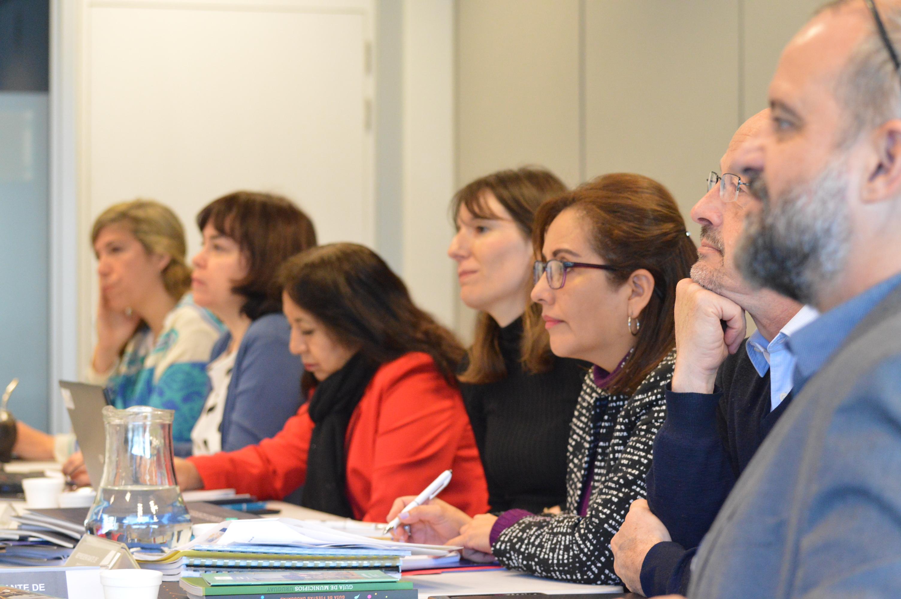 Avances en el diseño de un modelo latinoamericano de territorialización de políticas públicas