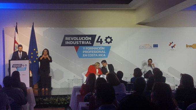 Acompañamiento al Instituto Nacional de Aprendizaje de Costa Rica para la modernización de la formación profesional y el acceso al mercado laboral en la línea de las nuevas tendencias globales