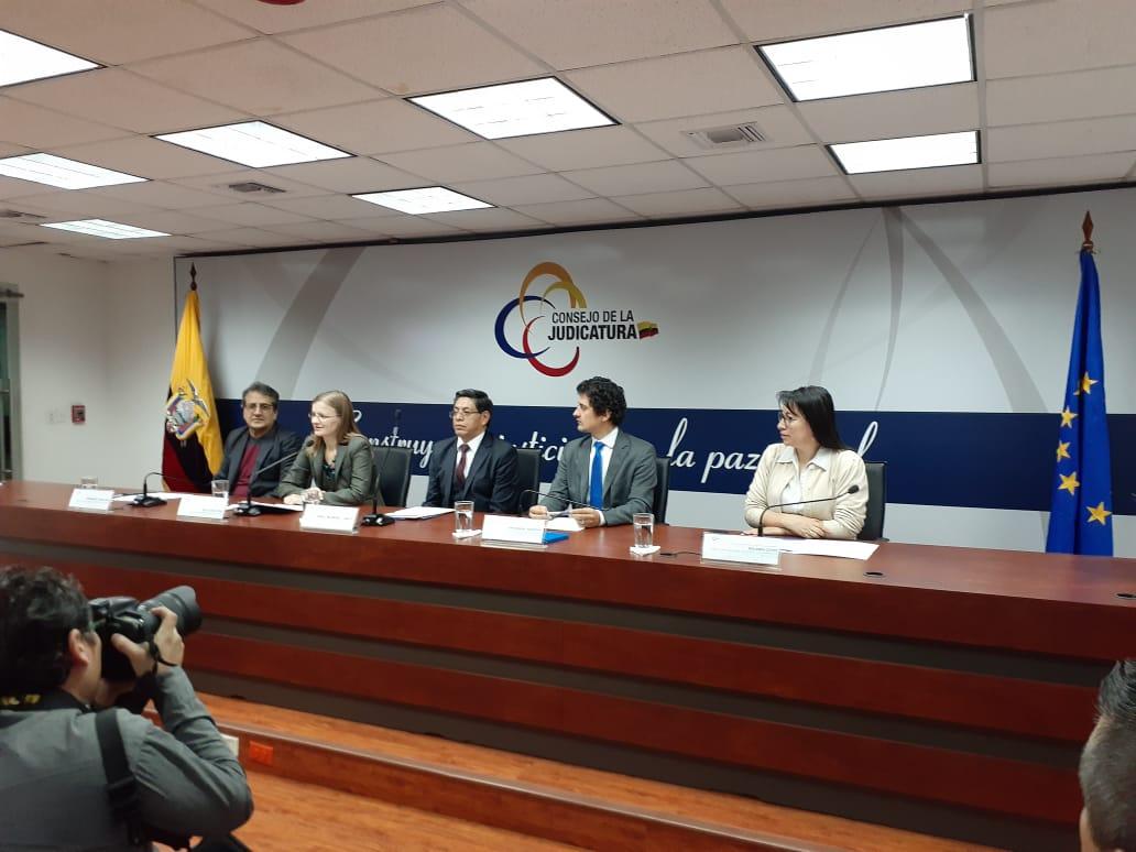 EUROsociAL+ apoya al Consejo de la Judicatura de Ecuador en el diseño e implementación del sistema de Justicia Juvenil Restaurativa