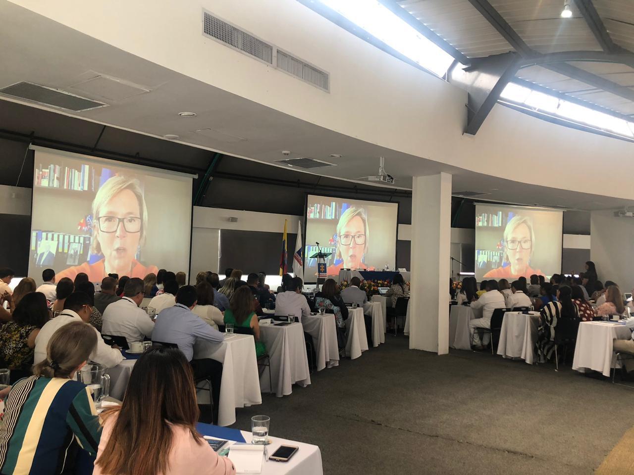 La Unión Europea apoya a la Fiscalía de Colombia para la investigación de las violencias de género