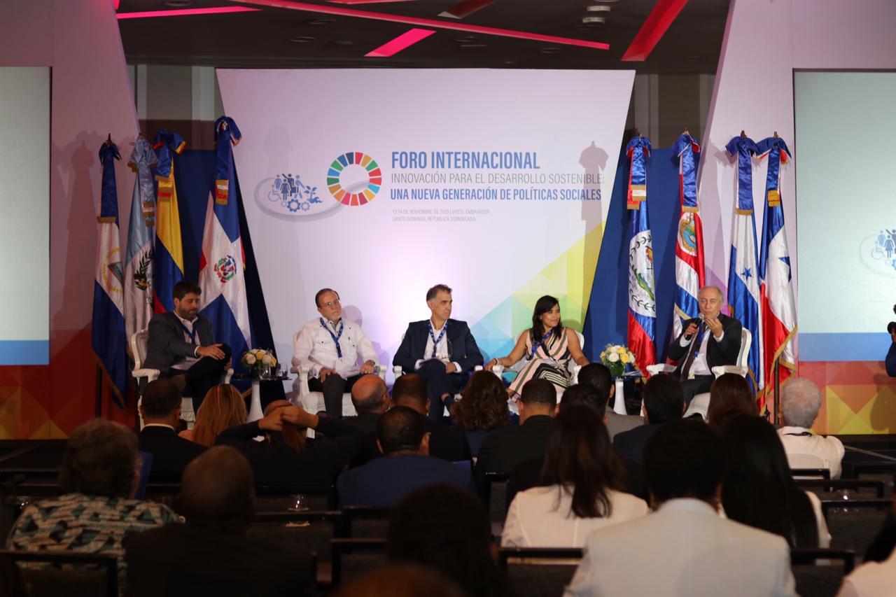 Foro internacional sobre innovación para el desarrollo sostenible: una nueva generación de políticas sociales