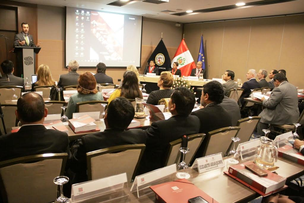 EUROsociAL+ contributes to the unification of criteria to detect and fight against corruption in Peru