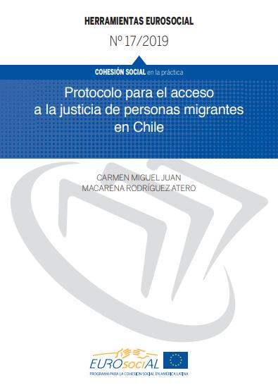 Protocolo para el acceso a la justicia de personas migrantes en Chile