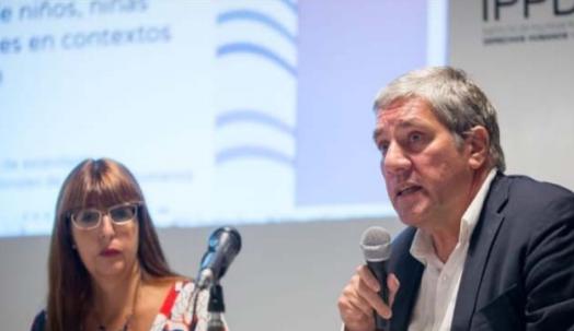 Apoyo a la iniciativa Foco Niñez Migrante del Instituto de Políticas Públicas en Derechos Humanos de Mercosur