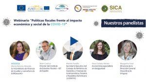 """Seminario web """"Políticas fiscales frente al impacto económico y social de la COVID-19"""" (07/05/2020)"""