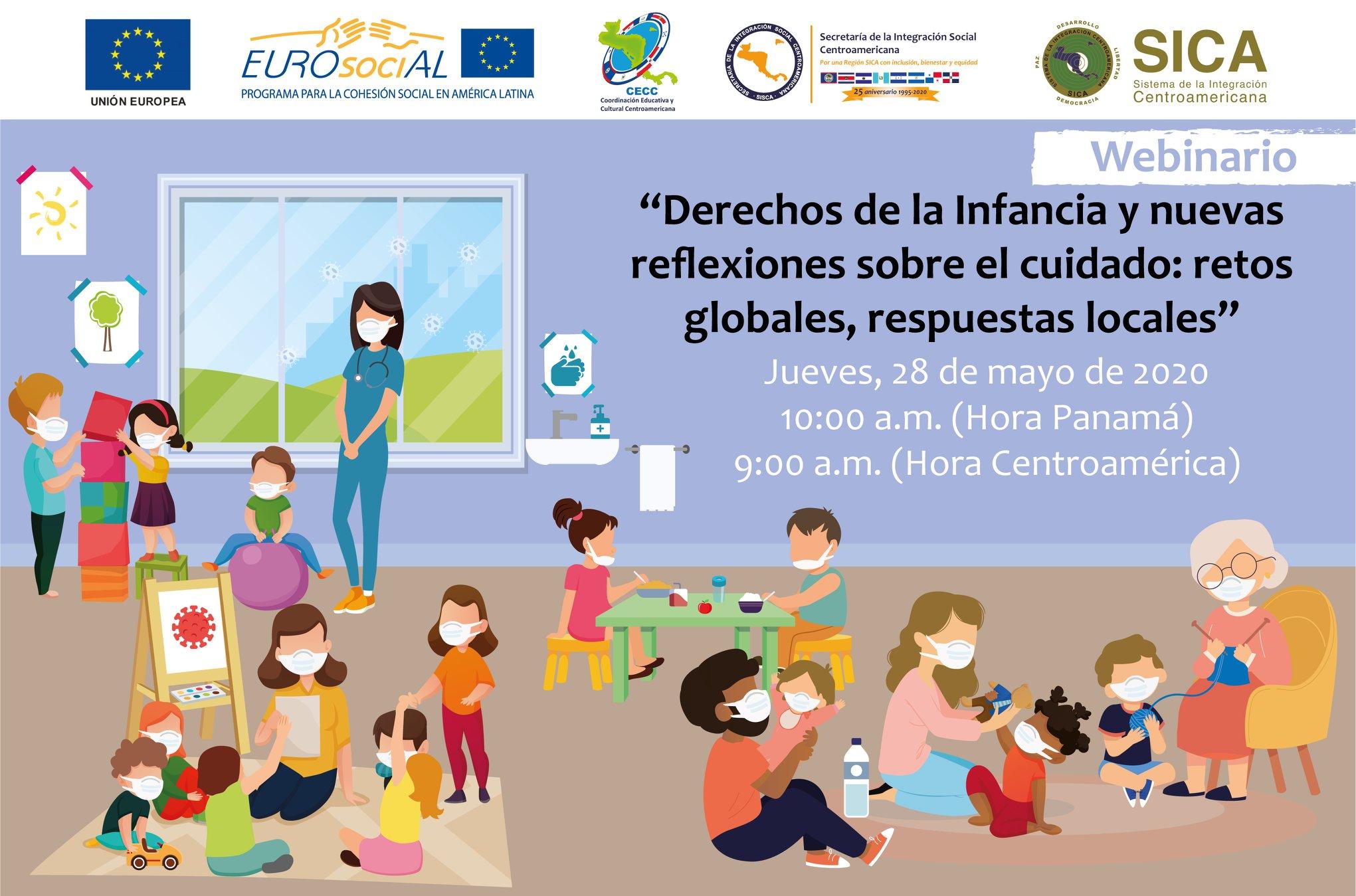 Derechos de la infancia y nuevas reflexiones sobre el cuidado: retos globales, respuestas locales