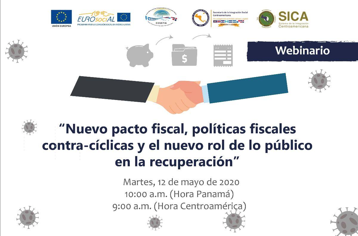 Nuevo pacto fiscal, políticas fiscales contra-cíclicas y el nuevo rol de lo público en la recuperación