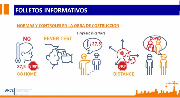 América Latina (Cono Sur) y Europa comparten medidas de salud y seguridad en el sector de la construcción