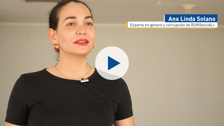 Corruption and gender series: Ana Linda Solano, expert on gender and corruption