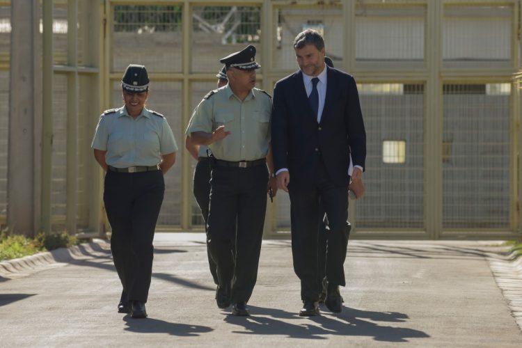 """Defensa en comisarías, uno de los aprendizajes del """"estallido social"""" en Chile"""