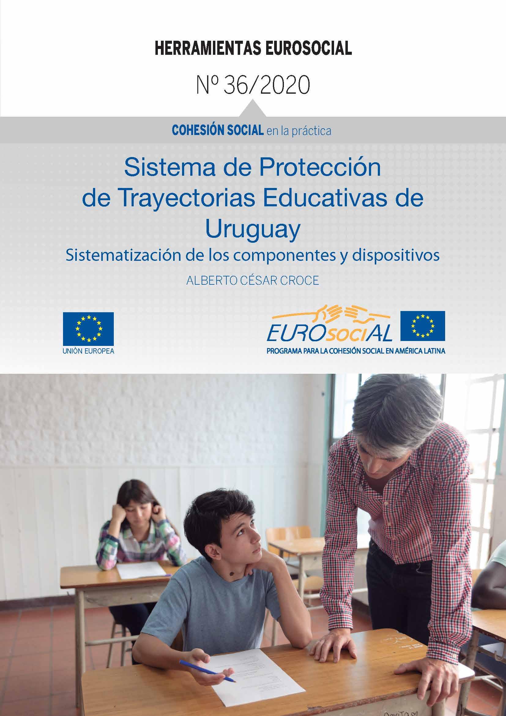 Sistema de Protección de Trayectorias Educativas de Uruguay