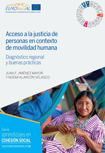Acceso a la justicia de personas en contexto de movilidad humana