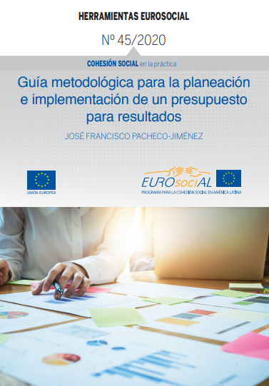 Methodological guide for planning and implementing a budget for results