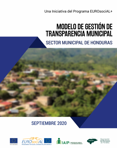 Modelo de Gestión de Transparencia Municipal en Honduras