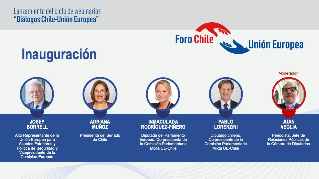 La Unión Europea acompaña el proceso constituyente en Chile
