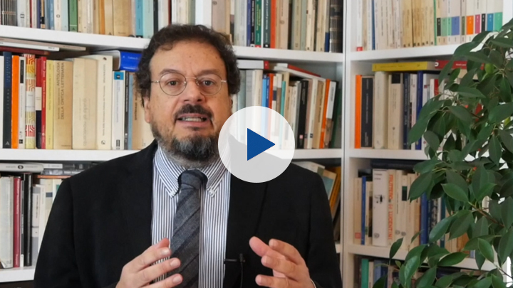 We talk about… Distance education and social inclusion with Gino Roncaglia