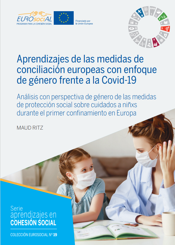 Aprendizajes de las medidas de conciliación europeas con enfoque de género frente a la Covid-19