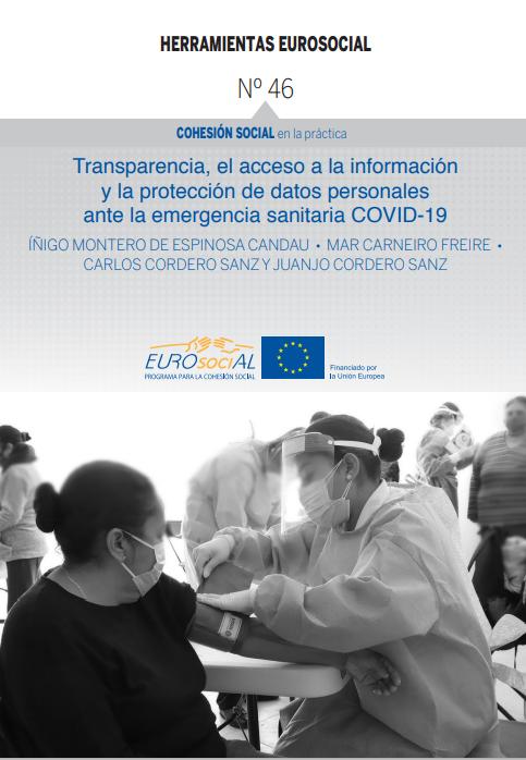 Transparencia, el acceso a la información y la protección de datos personales ante la COVID-19