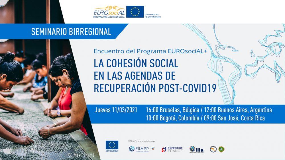 Bi-regional meeting of the EUROsociAL Programme