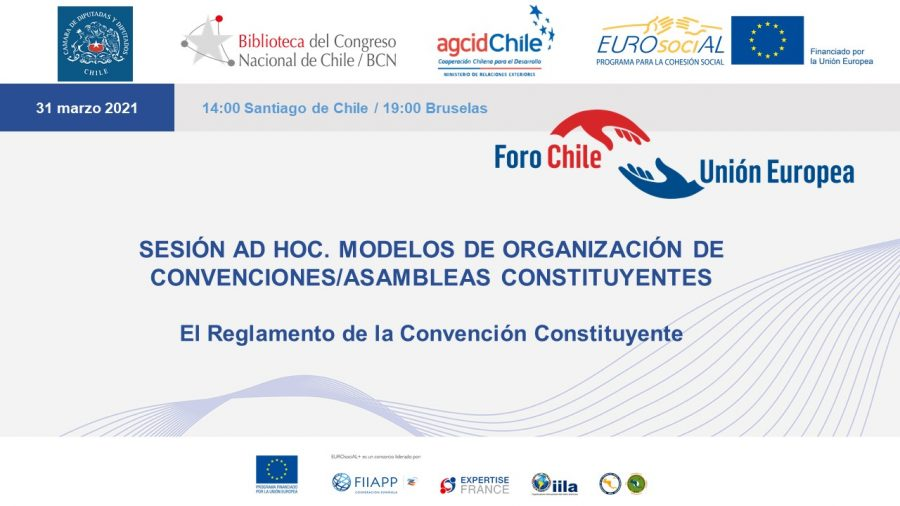 Ad Hoc Session. Organisational Models for Constituent Conventions / Assemblies